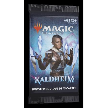 Kaldheim - Booster de Draft