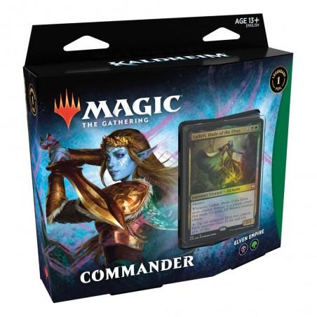 Kaldheim - Deck Commander - Elven Empire (VO)