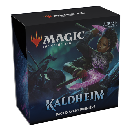 Kaldheim - Pack d'Avant Première