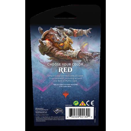 Kaldheim - Booster Thématique - Rouge