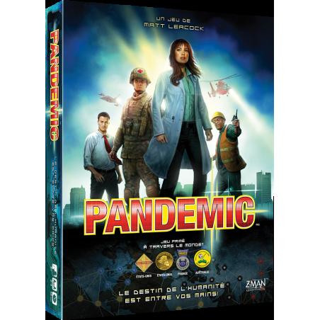 Pandémic - Ed. 2013