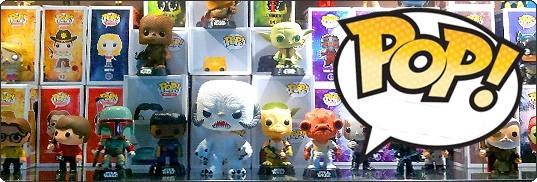 Figurines Funko PoP !
