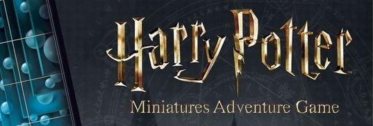 Harry Potter - Miniatures Adventure Game